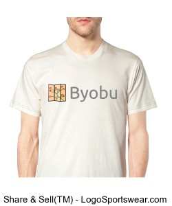 Byobu T-Shirt Design Zoom